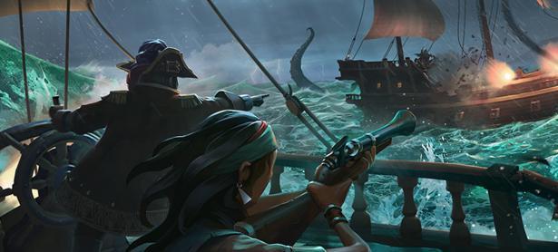 La Beta cerrada de <em>Sea of Thieves</em> ya tiene fecha