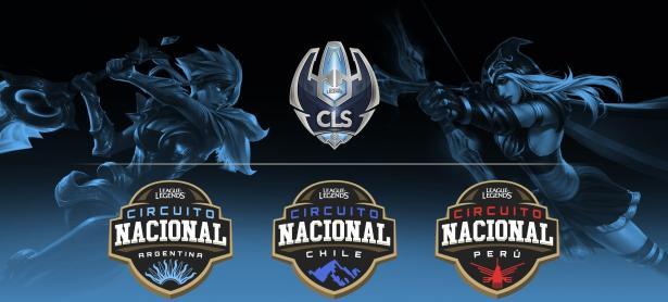 Los torneos nacionales para <em>Copa Latinoamérica Sur</em> abren sus inscripciones