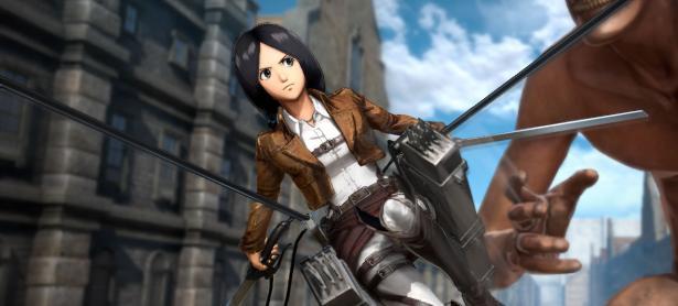 <em>Attack on Titan 2</em> tendrá combates online por equipos