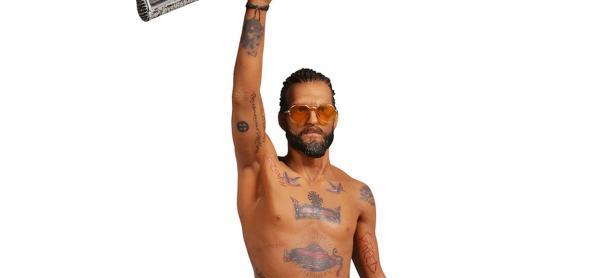 Checa esta figura del antagonista de <em>Far Cry 5</em>