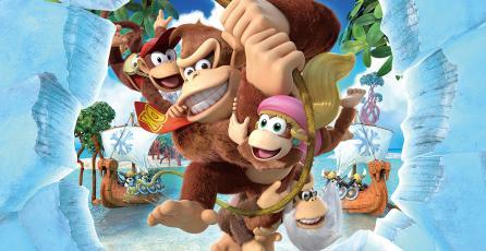<em>Donkey Kong Country: Tropical Freeze</em> saldrá para Switch el 4 de mayo