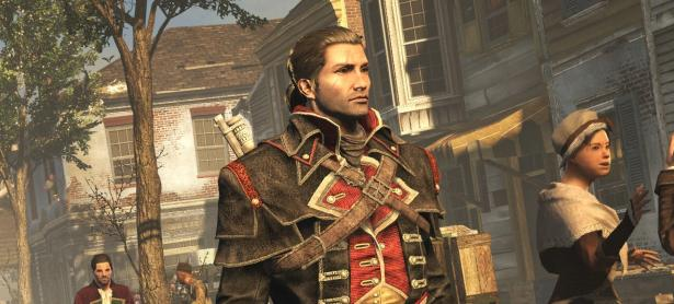 Es oficial: <em>Assassin's Creed Rogue</em> está en camino a PS4 y Xbox One