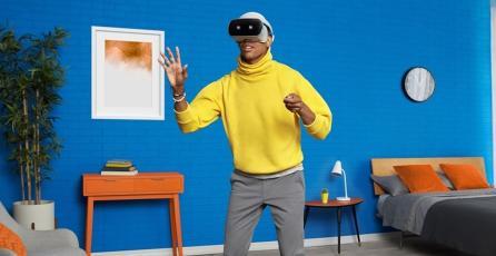 Mirage Solo es la nueva apuesta VR de Google y Lenovo