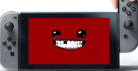 Disfruta el infomercial de <em>Super Meat Boy</em> para Switch