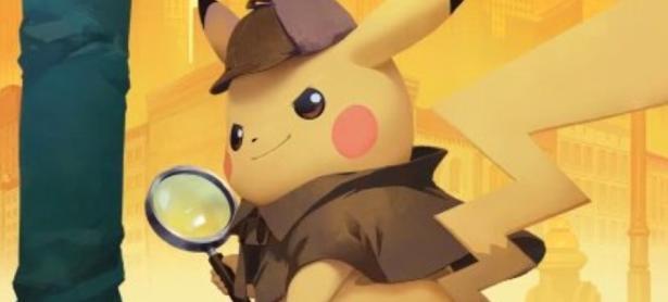 <em>Detective Pikachu</em> llega a América el próximo 23 de marzo