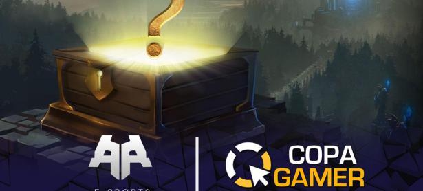 Los ganadores de uno de los 5 cofres misteriosos con Copa Gamer y Tarreo