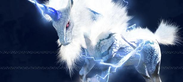 Kirin te atormentará en <em>Monster Hunter World</em>