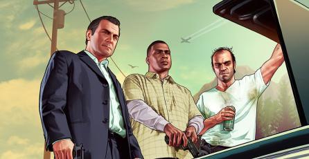 <em>Grand Theft Auto V</em> recupera el trono de ventas en Reino Unido