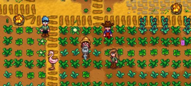 El multijugador de <em>Stardew Valley</em> será local y online