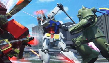 <em>New Gundam Breaker</em> está en camino a PS4
