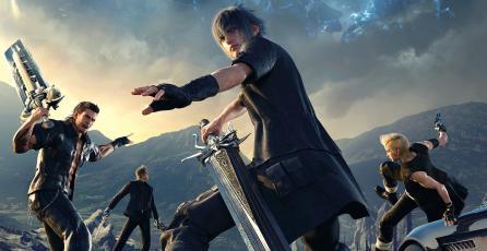 <em>Final Fantasy XV</em> saldrá para PC el 6 de marzo