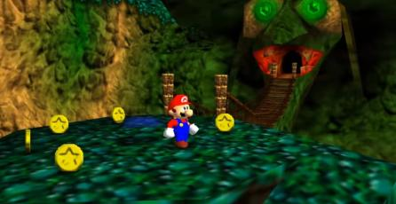 Juega <em>Super Mario 64</em> en los mundos de <em>Banjo-Kazooie</em> con este mod