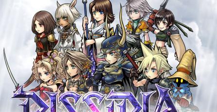Anuncian <em>Dissidia Final Fantasy: Opera Omnia </em>para iOS y Android