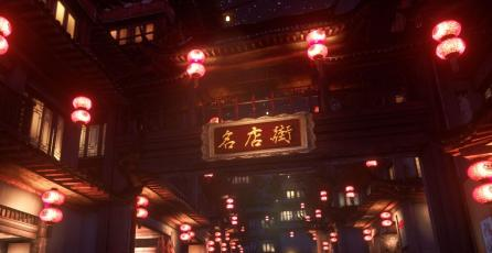 Revelan nuevas imágenes de <em>Shenmue III</em>