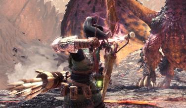 <em>Monster Hunter World</em> contará con actualización de día 1