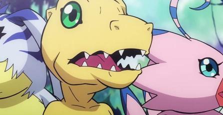 Un nuevo título de <em>Digimon</em> llegará a móviles