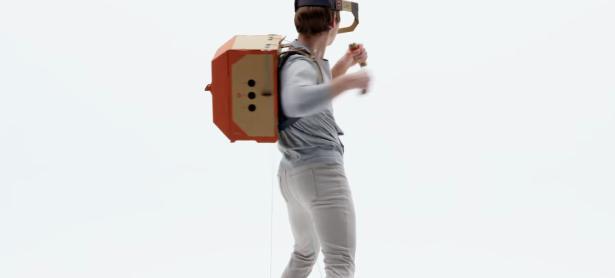Nintendo Labo te permitirá armar un piano o tomar el rol de un robot