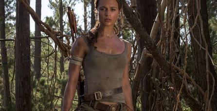 Ya está aquí el nuevo trailer de <em>Tomb Raider: Las Aventuras de Lara Croft</em>