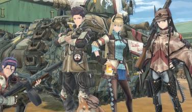 Checa este PS4 edición limitada de <em>Valkyria Chronicles 4</em>