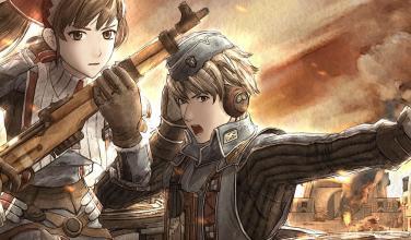Ve el nuevo y nostálgico avance de <em>Valkyria Chronicles 4</em>