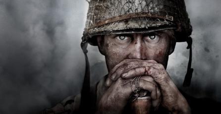 <em>Call of Duty: WWII</em> fue el videojuego más vendido del 2017