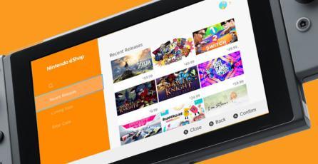 Estos fueron los juegos más descargados de la eShop de Switch durante 2017