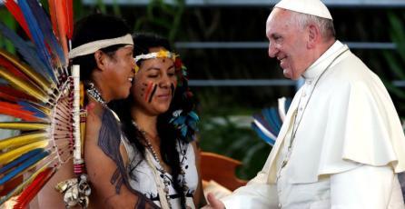 Papa Francisco es recibido en Perú con música de <em>World of Warcraft</em>