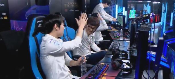 Jin Air vence a SKT en el partido más largo de la historia de <em>League of Legends</em>