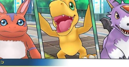 Checa las primeras imágenes del nuevo <em>Digimon</em> para móviles