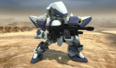 Ve el primer gameplay de <em>Full Metal Panic! Fight: Who Dares Wins</em>