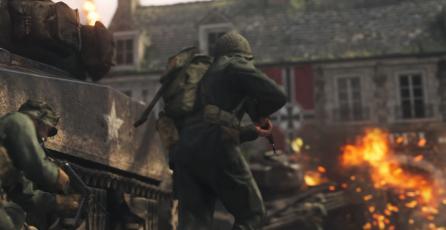 <em>Call of Duty: WWII</em> retoma la cima de ventas en Reino Unido