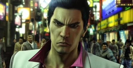 Así peleará Kazuma Kiryu en <em>Fist of the North Star</em>