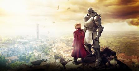 Película Live-Action de <em>FullMetal Alchemist</em> llega en febrero a Netflix