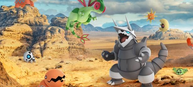 <em>Pokémon Go</em> añade más personajes de la tercera generación