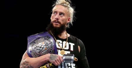 WWE despide a su campeón crucero tras acusaciones de violación