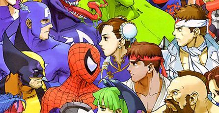 ¡<em>Marvel vs. Capcom: Clash of Super Heroes</em> celebra su 20.° aniversario!