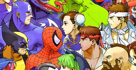 ¡<em>Marvel vs. Capcom: Clash of Super Heroes</em> celebra su 20.° aniversario!