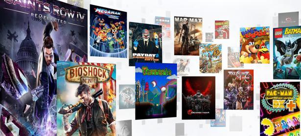 Usuarios de PC también pueden disfrutar algunos títulos de Xbox Game Pass
