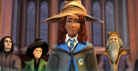 Comparten primeras capturas de <em>Harry Potter: Hogwarts Mystery</em>