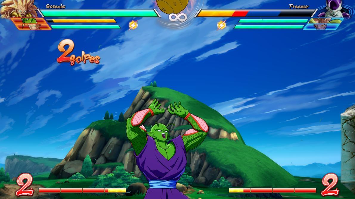 Dragon Ball FighterZ en imágenes