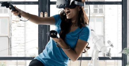 HTC promoverá realidad virtual mediante programa del Foro Económico Mundial