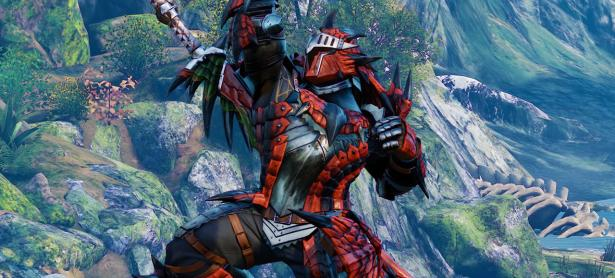 <em>Street Fighter V</em> tendrá crossover con <em>Monster Hunter World</em>