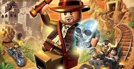 <em>LEGO Indiana Jones 2</em> ya es retrocompatible con Xbox One