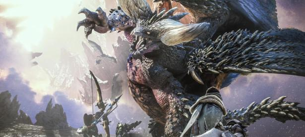 Aquí está el épico trailer de lanzamiento de <em>Monster Hunter World</em>