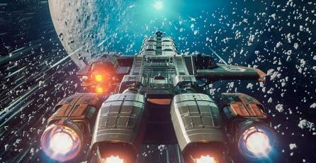 Así de increíble se ve la Alpha 3.0 de <em>Star Citizen</em>