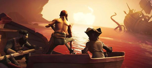 Dataminer afirma que enfrentarás a un Kraken en <em>Sea of ​​Thieves</em>