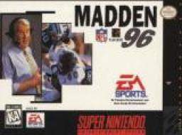 Madden NFL ´96
