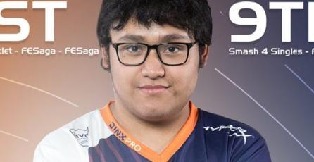 Mexicano es el primer campeón de <em>Super Smash Bros.</em> en EVO Japan