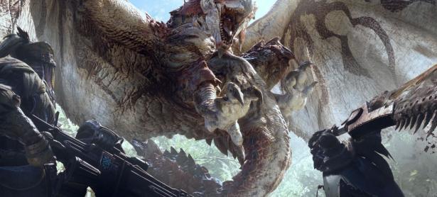 Jugadores de Xbox One experimentan problemas en <em>Monster Hunter World</em>