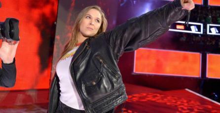 Ronda Rousey firma contrato a tiempo completo con la WWE
